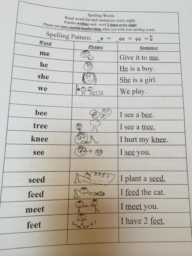 english long e long vowels 3