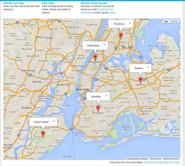 gyuto nyc map