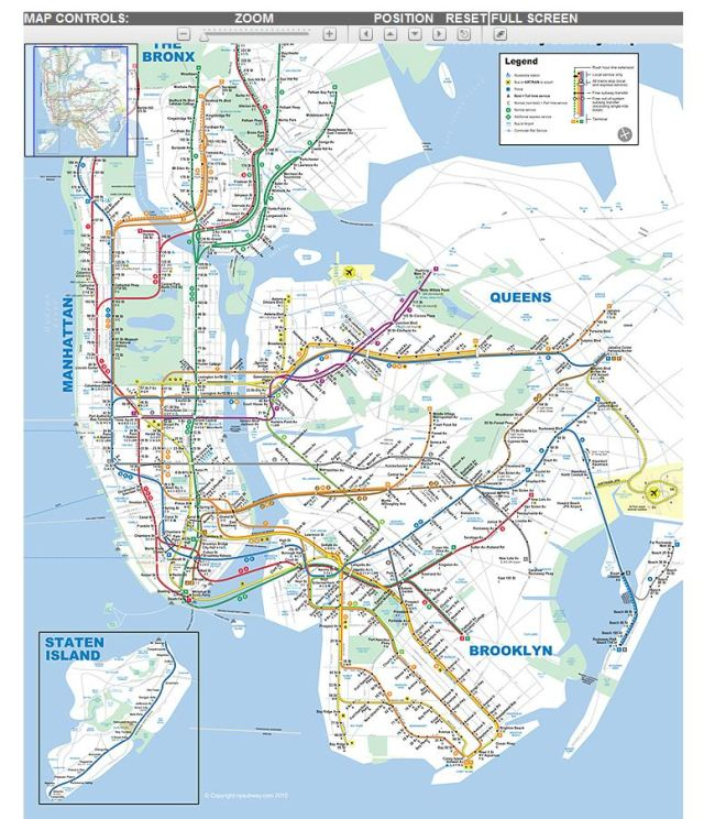Gyuto subway maps