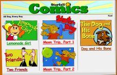 starfall comics 22