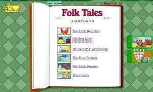 Starfall folk tales 2