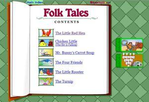 Starfall folk tales