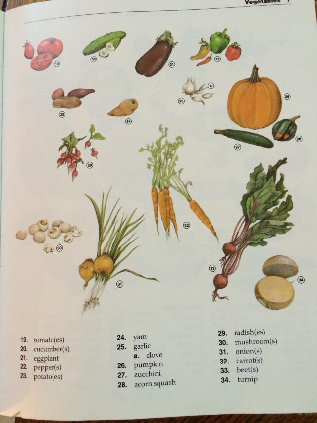veggies page 2