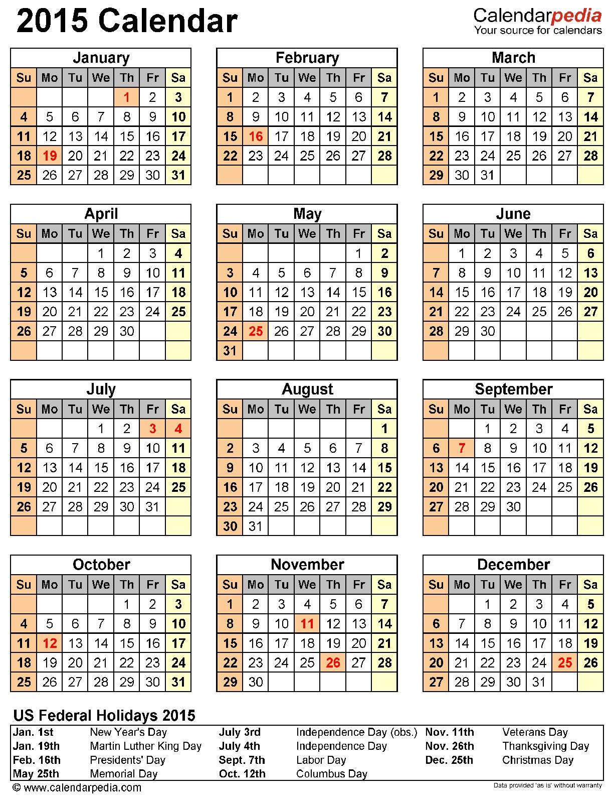 When? Calendar   English 4 Me 2